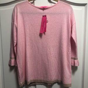 Lily Pulitzer Charla sweater size xs